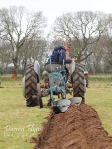 Roundwood Ploughing 2014-1Willie