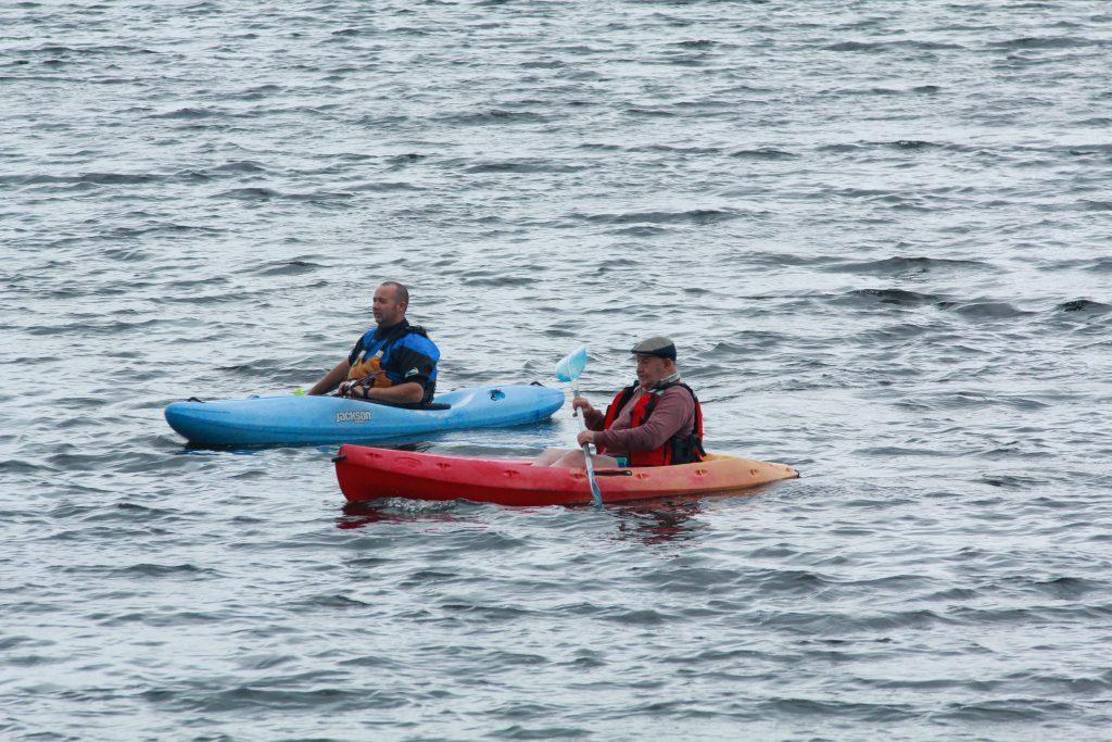 Canoe Race Festival Pat Cahill